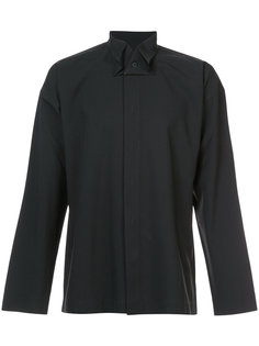 классическая рубашка Homme Plissé Issey Miyake