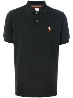 рубашка-поло с вышитой деталью Paul Smith