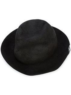 текстурированная шляпа Horisaki Design & Handel