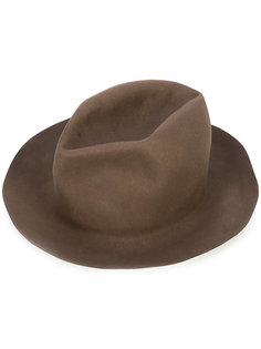классическая шляпа-федора Horisaki Design & Handel