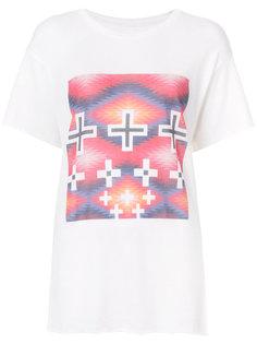 футболка с принтом The Elder Statesman