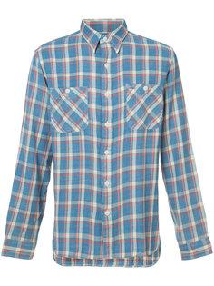 классическая рубашка в клетку Rrl