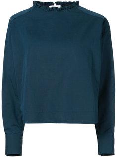ruffle collar blouse Atlantique Ascoli