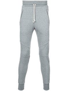 облегающие спортивные брюки John Elliott