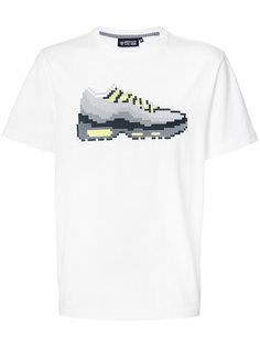 футболка с принтом Mostly Heard Rarely Seen