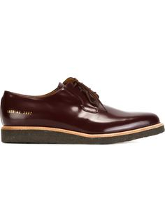 классические туфли со шнуровкой Common Projects