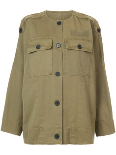 куртка в стиле милитари Raquel Allegra