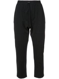 брюки на шнурке Jil Sander
