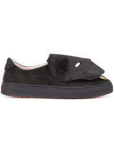 кроссовки в форме медведя Vivienne Westwood