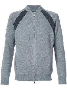 свитер на молнии Eleventy