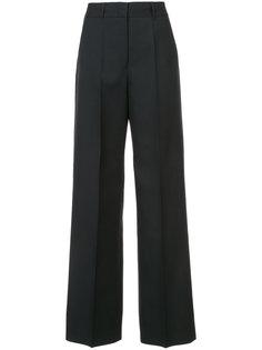 расклешенные брюки Jil Sander