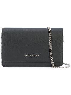 кошелек Pandora на цепочке Givenchy
