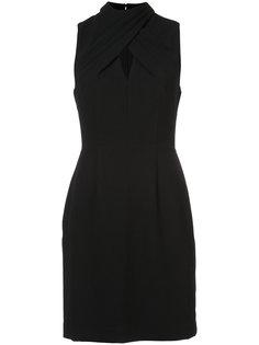 платье с вырезной деталью Trina Turk