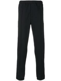 брюки с лампасами Fendi