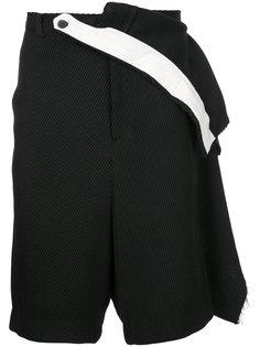 многослойные шорты Moohong