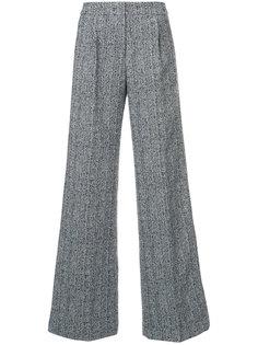 широкие брюки с высокой талией Derek Lam