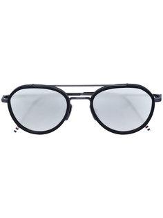 солнцезащитные очки-авиаторы Dita Eyewear