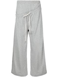 трикотажные брюки  Maison Mihara Yasuhiro