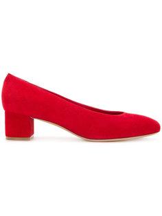туфли на массивном каблуке Mansur Gavriel