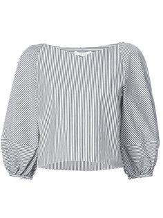 укороченная блузка Tibi