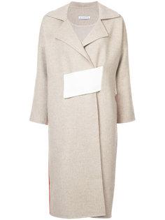 пальто Kate с контрастным дизайном Rejina Pyo