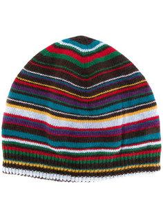 двухсторонняя шапка Paul Smith