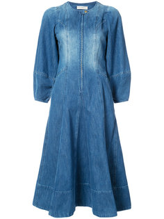 джинсовое платье Dumas Ulla Johnson