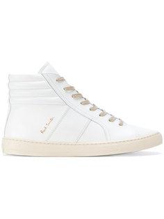 кроссовки на шнуровке Paul Smith