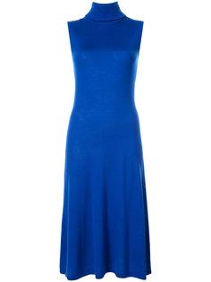 платье с высокой горловиной Sally Lapointe