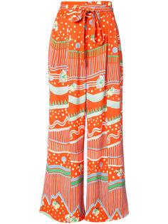 брюки Poppy Marc Jacobs