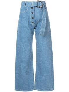 укороченные джинсы Emily Rejina Pyo