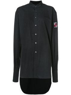 объемное платье-рубашка Les Animaux