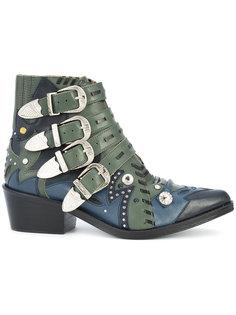 декорированные ботинки Toga Pulla