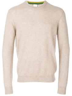 свитер с круглым вырезом Paul Smith