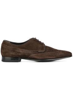 классические туфли Оксфорды Paul Smith