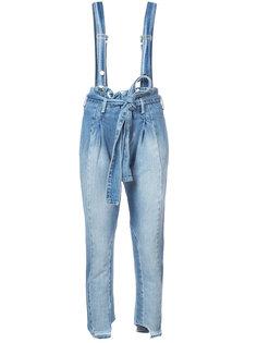 suspender jeans  Frame Denim
