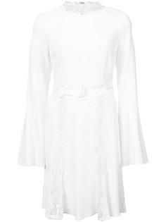 расклешенное платье мини Jonathan Simkhai