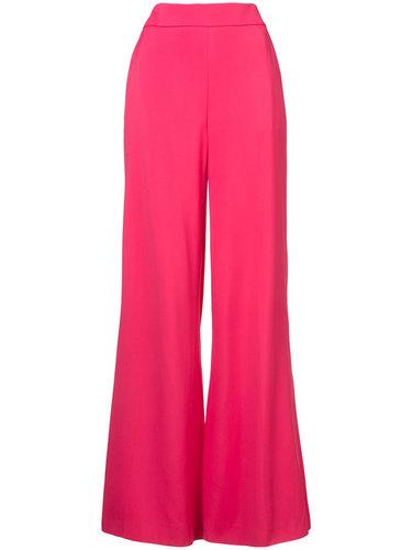 брюки с высокой талией Oscar de la Renta