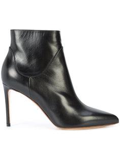 ботинки с заостренным носком Francesco Russo
