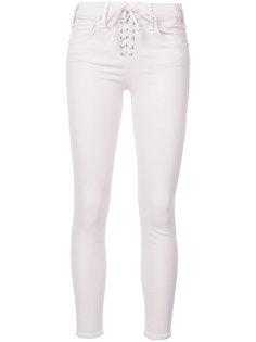 джинсы скинни со шнуровкой Mcguire Denim