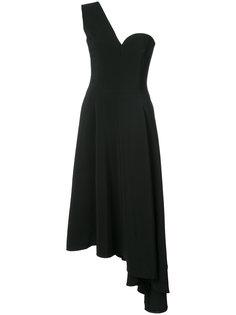 платье на одно плечо Rosetta Getty