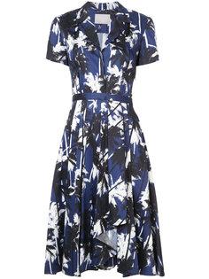 платье-рубашка с принтом Jason Wu