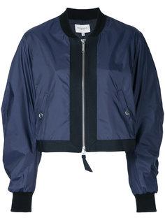 укороченная куртка-бомбер  Public School