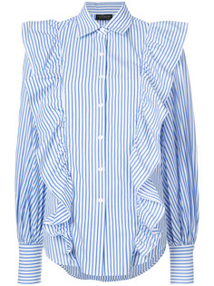 рубашка с оборками Petersyn