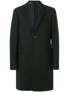 однобортное пальто Ps By Paul Smith