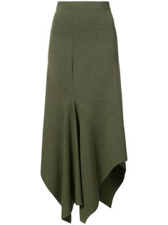 асимметричная юбка Jason Wu