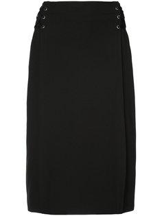 юбка со шнуровкой Jason Wu