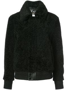 куртка из овчины Saint Laurent
