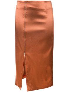 юбка с разрезом Nomia