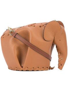 мини сумка со шнуровкой Loewe